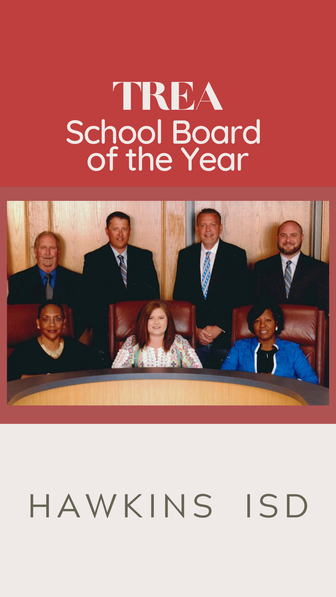 TREA School Board OTY